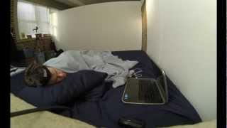 (Time Lapse) Sleep.