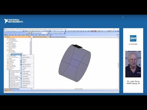 NI AWR Design Environment V14: What's New in 3D EM