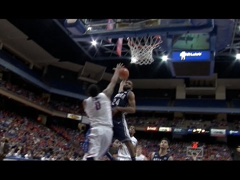 Nevada's Deonte Burton's Vicious Slam - Campus Insiders Exclusive | CampusInsiders (видео)