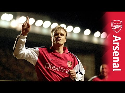 Dennis Bergkamp's Top 5 Premier League Goals