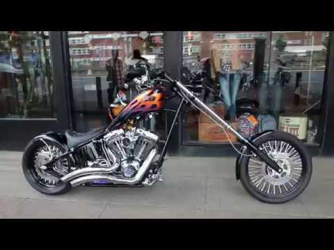 2005 HARLEY-DAVIDSON CUSTOM CHOPPER SPECIAL @ West Coast Harley-Davidson, Glasgow, Scotland