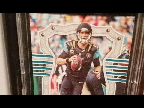 Jaguars Release Blake Bortles (tears)