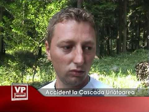 Accident la Cascada Urlătoarea