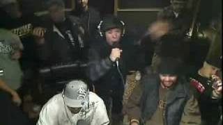 B REAL, XZIBIT AND YOUNG DEE FREESTYLE LIVE ON  THE WEST SIDE RADIO