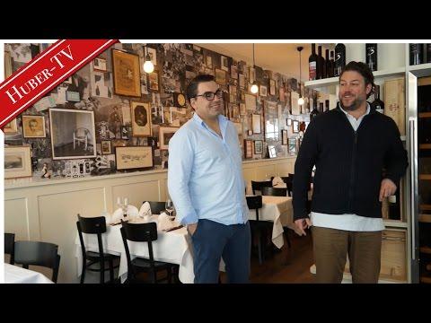 HUBER-TV zu Gast bei Toni im Gaucho in Zürich!