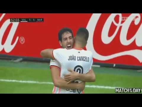 Valencia vs Barcelona 2 3   All Goals & Extended Highlights   La Liga 22 10 2016 HD   YouTube