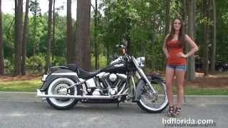 4. Used 2005 Harley Davidson Softail Deluxe Motorcycles for sale - Pensacola, FL