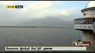 Water level at Mettur dam likely to touch 100 feet for the second time this  year