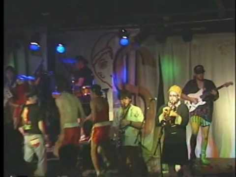 RETARTED ELF at Liberty Lunch, Austin, Tx. April 15, 1991