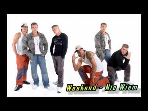 Tekst piosenki Weekend - Nie wiem po polsku
