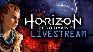 Horizon Zero Dawn Livestream by GameSpot