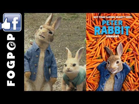 Peter Rabbit - FOGPOP Official Trailer