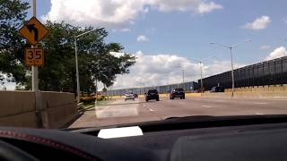 in this video i talk to you about how to enter o'hare international airport from I-90. basically i'm driving I-90 westbound from downtown Chicago to O'hare. what you do is you take I-90 west , then take I-190 until you see your terminal. if you are seeing someone off you want to park in the parking garage.   airport code;  ORD   enjoy!music title: edm detection modeartist:           kevin macleod