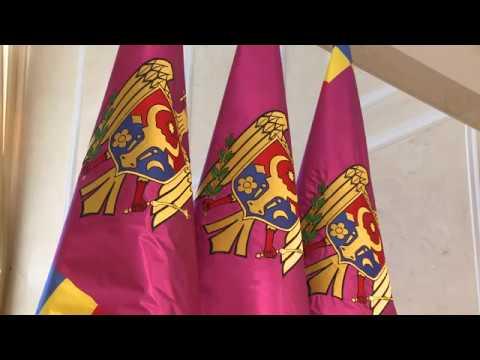 Президент Республики Молдова встретился с делегацией высокопоставленных представителей Австрии