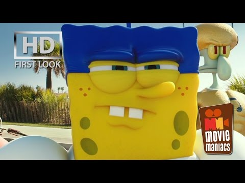 SpongeBob SquarePants 2 | FIRST LOOK clip (2015)