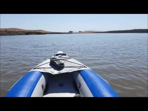 Kayak Suisun Slough