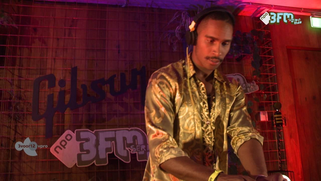 William Djoko - Live @ 3voor12 Radio 2016
