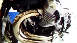 4. 2007 MOTO GUZZI GRISO 1100