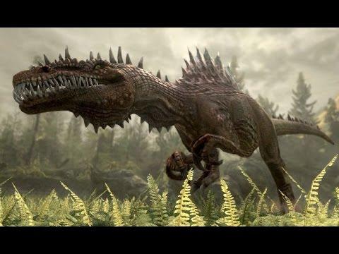 5 spaventosi animali preistorici da incubo