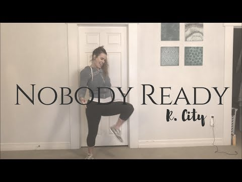 Zumba Fitness - R. City Nobody Ready Choreo