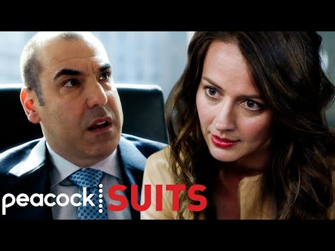 Even Louis Litt's Sister Prefers Harvey As Her Lawyer To Her Brother | Suits