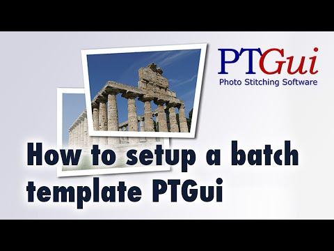 PTGUI batch stitching Trusted Photographer Tour