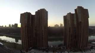 Video New York's Notorious River Park Towers housing products, DJI Phantom 2 Drone quadrocopter MP3, 3GP, MP4, WEBM, AVI, FLV Juni 2017
