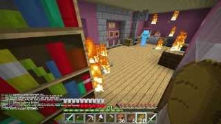 Minecraft Factions #19 - DEFEND THE HOUSE!! w/Nooch&Preston&Woofless