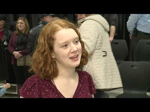 Chardon student pays it forward with Make-A-Wish Foundation dream come true