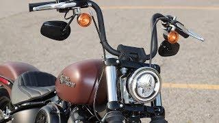 10. 2018 Harley-Davidson Street Bob Specs and Price