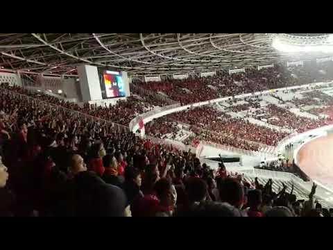 Download Video INDONESIA VS ICELAND | GEMURUH SUARA SUPORTER INDONESIA DI STADION GELORA BUNG KARNO BIKIN MERINDING