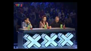 Vietnam's Got Talent 2012 - Vietnam's Got Talent - vong ban ket 5