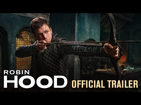 The First Full Trailer for Robin Hood