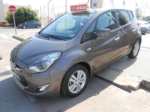 See video Hyundai IX20 1.4i COMFORT