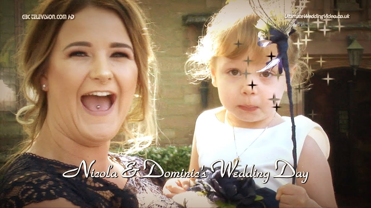 Nicola & Dominic's Wedding Day: Magical Sparkles Teaser #2