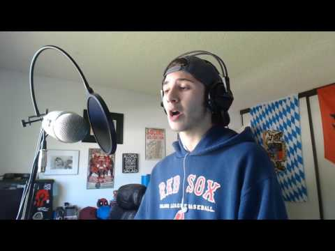 Lil Dicky - White Crime - (COVER)