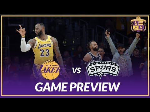 Video: Lakers Nation: Lakers vs Spurs Game Day Preview - Game 6