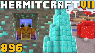 Hermitcraft VII 896 I've Got All The Diamonds!