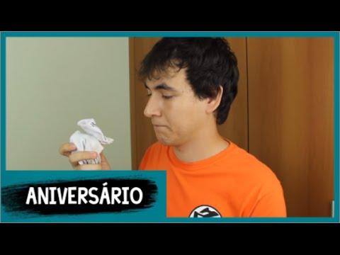 ANIVERSÁRIOS I Falaidearo