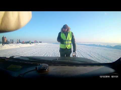 2017.01.15 Carib (on board) VS Forester спринт. (видео)