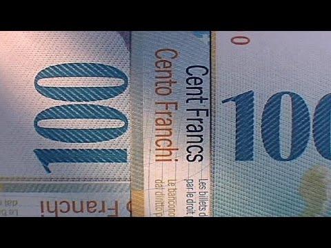 Η ελληνική κρίση πλήττει την Ελβετία, «σημαντικά» υπερτιμημένο το φράγκο – economy