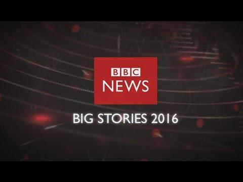 2016: What a year - BBC News