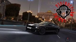 Nonton Fast & Furious: Legacy - 2014 Shelby Mustang GT500 vs 2013 Chevrolet Corvette C6 ZR1 Film Subtitle Indonesia Streaming Movie Download