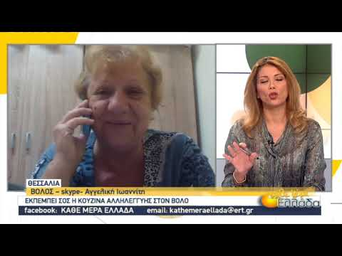 SOS εκπέμπει η Κουζίνα Αλληλεγγύης στο Βόλο | 17/11/2020 | ΕΡΤ
