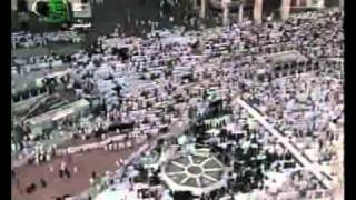 صلاة و خطبة عيد الاضحى 10 ذو الحجه 1431 هـ  الجزء 1