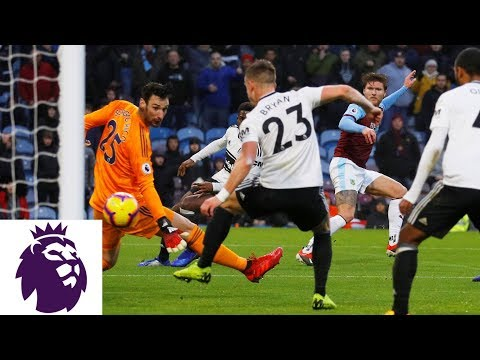 Video: Joe Bryan knocks in own goal to equalize for Burnley | Premier League | NBC Sports