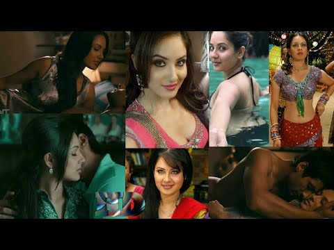 puja bose hot seen part2~with bed seen & kissing seen & navel seen