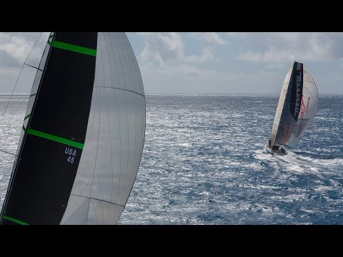2015 RORC Caribbean 600 - Highlights of the first leg