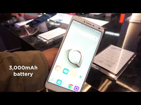 Alcatel 3V:  First Look   Hands on   Launch   MWC 2018