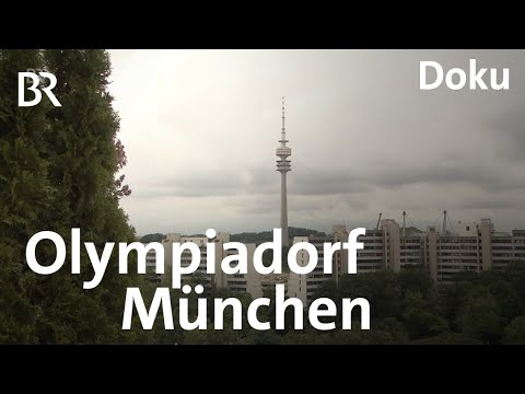 Das Olympiadorf in München: Geschichtsträchtiger Or ...